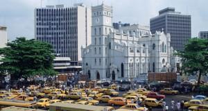Lagos, Nigeria's commercial centre
