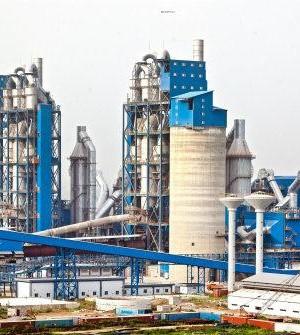 Dangote Cement Plant