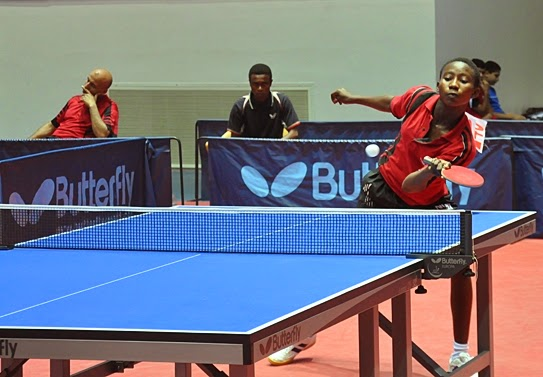 Tennis federation receives 150 000 equipment new mail - African table tennis federation ...