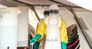 Ebola disease health workers
