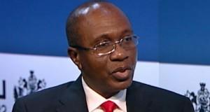 Godwin Emefiele, CBN Gov