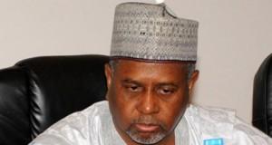 Mohammed Sambo Dasuki, National Security Adviser