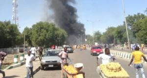Borno explosion
