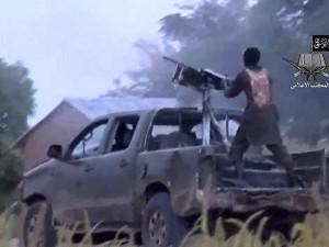 Boko Haram fighter