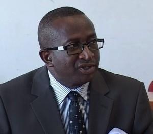 Senate Leader, Victor Ndoma-Egba,