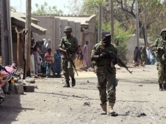 The Nigerian Army said that it had cleared a suspected Boko Haram camp in Duwabafi village, Borno.