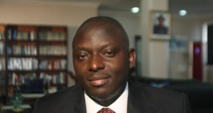 Nigerian Maritime Administration and Safety Agency (NIMASA), Dr. Patrick Akpobolokemi