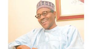 President-Elect, Muhammadu Buhari