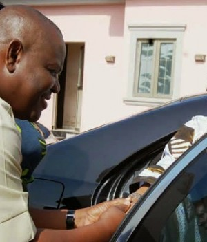 Wike and Patience