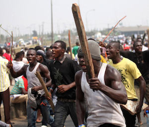 Protests erupt in Lokoja over Assembly poll | New Mail Nigeria