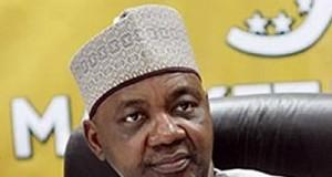 Ex-Vice President Namadi Sambo