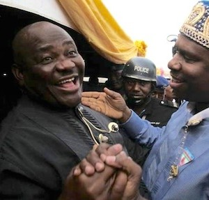 Wike and Dakuku