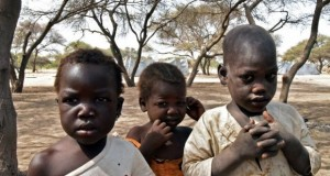 Displaced children of Baga