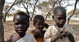 Displaced children of Baga