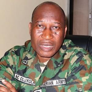 Chris Olukolade, Director Defence Information