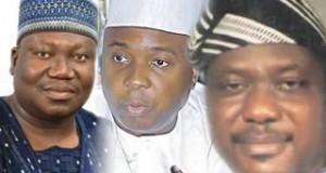 Senators Lawan-Saraki-Akume