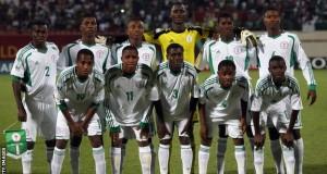 Nigeria's Under-20 Squad