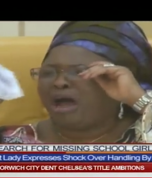 Patience Jonathan There is Godooo