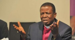 Primate of Anglican Church, Most Rev. Nicholas Okoh