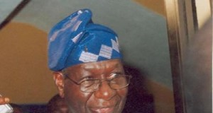 Tony Anenih,BOT Chair