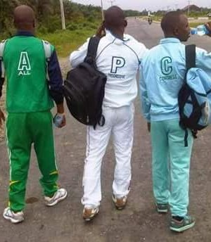 Trekking for Buhari