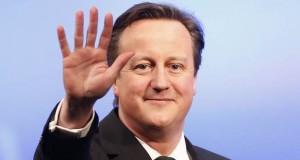 David Cameron, British PM