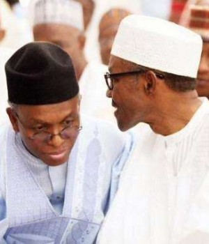 Buhari and El-Rufai