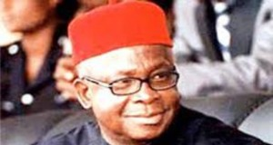 Ex-Gov. Martin Elechi of Ebonyi State
