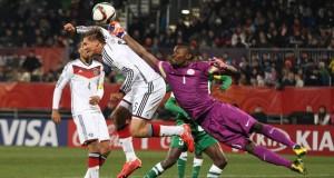 Nigeria vrs Germany