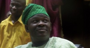 Michael-Adeyemo, Speaker, Oyo State House of Assembly