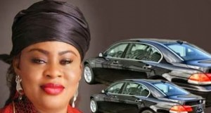 Stella Oduah and the controversial BMW cars