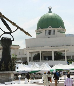 Security agencies have shut Nigeria's National Assembly Complex, few hours to the inauguration of the 8th National Assembly.