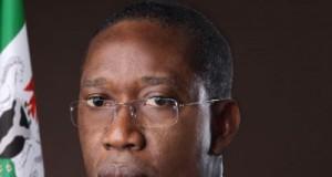 Gov. Ifeanyi Ojowa of Delta State