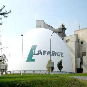 Lafarge power plant