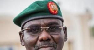 Maj. General Yusuf Tukur Buratai-