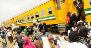 Osun train ride