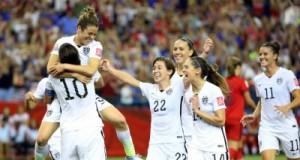 USA female team