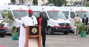 AMBODE COMMISSIONS AMBULANCES
