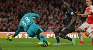 Cech's brilliant saves denied Liverpool victory