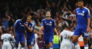 Chelsea's home defeat