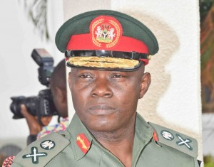 Chief-of-Defence-Staff-General Gabriel Olonisakin
