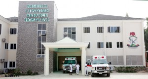 THE NIGERIA CUSTOMS SERVICE'S NEWLY REMODELLED AND RE-EQUIED SECONDARY CARE LEVEL HOSPITAL AT KARU IN ABUJA