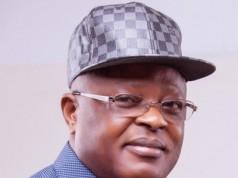Governor Dave Umahi, Ebonyi State