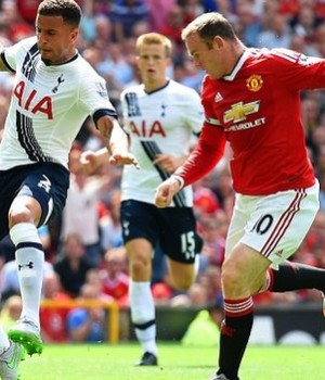 Man United vrs Tottenham