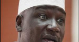 Borno State Deputy Governor, Zanna Umar Mustapha