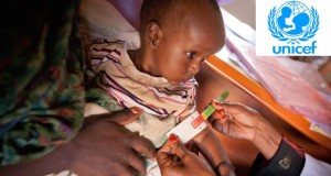 UNICEF fighting to reduce child nutrition