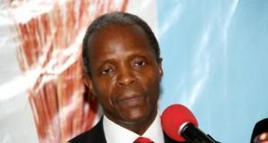 Vice President Yemi-Osinbajo