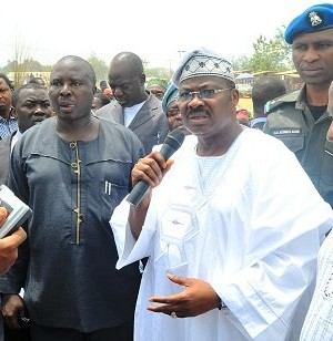 Gov. Abiola Ajimobi of Oyo