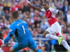 Arsenal's Theo Walcot