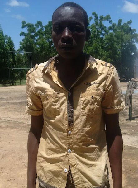 Alleged Boko Haram drug dealer